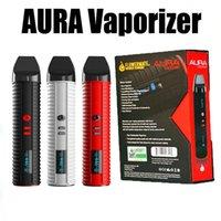 aura red - Original Flowermate AURA V10 Dry Herb Vaporizers Starter Kit mAh Temp Control Liquid Wax Herbal in1 Kits vs HebeTitan Snoop Dogg G Pro