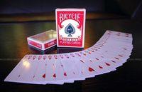 atom paper - Svengali Deck atom playing card magic prop Magic Accessories Mentalism Satge Magic props