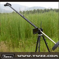 Wholesale Twzz Multi functional Portable Mini Camera Crane Jib Rocker Arm Rotating Controlled By Cord pull Making Olympic Feature Film