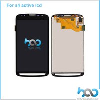 active screens - For Samsung Galaxy S4 Active i9295 i537 LCD Display Touch Screen with Digitizer Assembly DHL