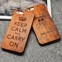 apple laser engraving - 2016 wood case Mobile accessories laser engraving custom design Plastic wooden cell phone case for iphone s s plus case wood with free