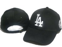 Wholesale LA dodge hats classic Sun hat spring and summer casual fashion outdoor sports LA Snapback baseball cap