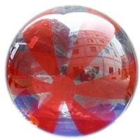 aqua spheres - Water Walking Ball Aqua Zorbing Sphere Germany Zipper High Quality Inflatable Zorb Clear Dia