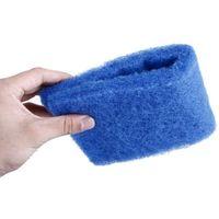 Wholesale lack Filtration Foam Aquarium Fish Tank Biochemical Filter Sponge Pad Lightweight And Softness Design