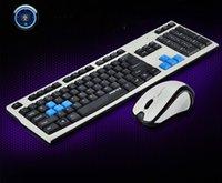 Wholesale Gaming Wireless Mouse G keyboard And Mouse Set Combo Whole Set Mouse And Keyboard Computer TV Multimedia Game keyboard Kit Waterproof