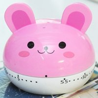 appliance countdown timer - Small kitchen appliances Alarm mechanical timer countdown reminder cute animals