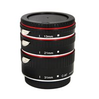 Wholesale Macro Extension to Aputure Tube TTL Auto Focus for Canon EOS DII D D D D