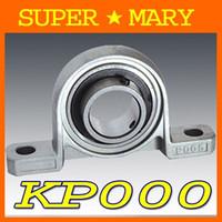 Wholesale 24pcs mm bearing kirksite bearing insert bearing with housing KP000 pillow block bearing