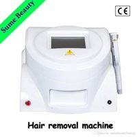 Wholesale portable ipl rf hair removal machine for skin care beauty machine E light removal freckle senile plaque chloasma beauty equipment free sh