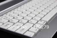 apple wired keyboard aluminum - Aluminum Case Cover in Bluetooth Wireless Keyboard Built in Stand for Apple iPad Air IPad G th Generation