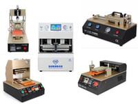 automated machines - 2016 TBK Automate Full Kit LCD Refurbish Machine LCD Repair MachineOCA Vacuum Laminating machine LCD Separator Machine