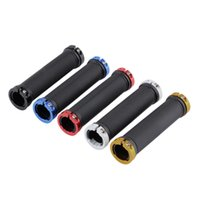 Wholesale Bike Cycling Bicycle Tube Type Anti slip Rubber Handlebar Grips