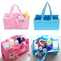 baby bottles bags - Mummy Bag Bottle Storage Multifunctional Separate Bag Nappy Maternity Handbag Baby Tote Diaper