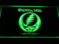 Wholesale c144 Grateful Dead LED Neon Sign Cheap neon sign custom High Quality neon display signs