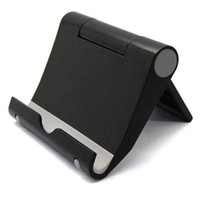 Wholesale Universal Mini Desktop Stand Cradle Mount Holder For Smart Phone inch Tablet iPad Samsung tab