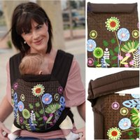 baby sling wrap pattern - 3 in MEI TAI Baby Carrier Ergonomic Flower Embroidery Pattern Design Newborn Sling Wrap Front Back For Children BB0008