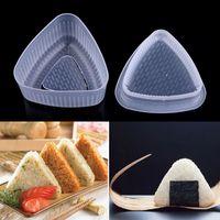 Wholesale 1 Shape Sushi Maker Mold Food Grade Plastic Rice Ball Bento Press Mould Japanese Food Rice Sushi Tools