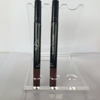 Wholesale New kylie double eyeliner Make up Black and brown Waterproof Eyeliner Liquid Eyeliner Pen Pencil Cosmetic Long LASTING Eyeliner