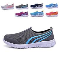 Été chaussures de sport légère maille chaussures de sport MD intercalaire ici possible d'obtenir de bonnes chaussures bon marché de sport en plein air Eu36-44