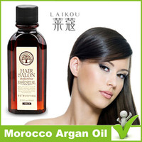 Wholesale 2016 Hot LAIKOU PURE ml Morocco Argan Oil Glycerol Nut Oil Hairdressing Hair Care Essential Moroccan Oil