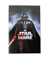 Wholesale Hot StarWars Season The Complete Saga Star Wars Episode I VI DVD US version DHL