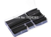 assorted blouse - 150x Wire Black Case Set Heat Shrink Wrap Tube Assorted Sleeves sleeve blouse case handmade