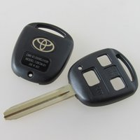 best cruiser - Best car key shell case button replacement remote key cover for toyota camry land cruiser with TOY43 blade