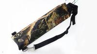 Wholesale Camo hunting bag Outdoor Archery Bow Arrow Holder Archery Quiver Bag bow arrow bag