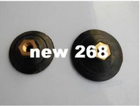 Wholesale 10pcs rubber made with copper connector M14mm chuck for being used with wet diamond polishing pad for mansory wet polishing
