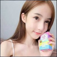 Wholesale Gluta Whitening Soap rainbow soap OMO White Mix Fruits Color Alpha Arbutin Anti Dark Spot DHL free