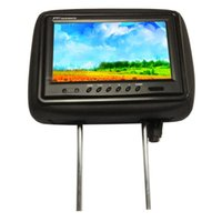 best headrest dvd - Best quality inch headrest touch LCD car PC touch screen Car Monitors DVD players Video CD Mp3 Mp4 mp5 players