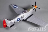 Wholesale FMS MM M P51 P D Mustang Old Crow Newest V8 PNP Durable EPO Gaint Warbird Big Scale RC Model Plane Aircraft