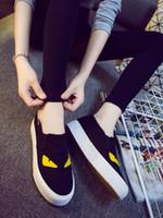 applique projects - Luxury FDi Little devil Women s common projects shoes men Fashion little monster chaussure femme zapatillas hombre sport shoes men s zapatos