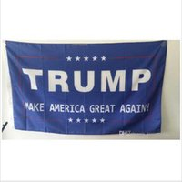 Wholesale In Stock Factory Price Donald Trump x5 Foot Flag Make America Great Again Donald for President USA