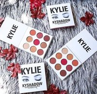 Wholesale 2016 newest Kylie Jenner Kyshadow Palette Burgundy Eyeshadow Of Your Dreams Makeup Eye Shadow color kyshadow new eyeshadow