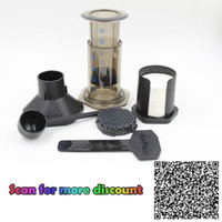 aeropress coffee filters - AIRPRESS French Hand Press Coffee Maker Similar Aeropress DIY Coffee Presses Coffee Maker Espresso Maker With pc Paper Filter