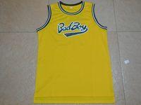 basketball jersey small - Mens Cheap Throwback Basketball Jerseys BIGGIE SMALLS BAD BOY Basketball Jersey Stitched Jerseys