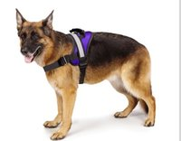 big dog harnesses - Big Dog Back Lift Harness Soft Reflective Outdoor Sport No Pull Harness Vest for Pet Application