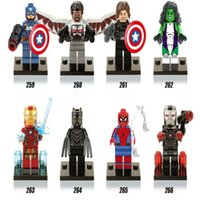 Wholesale 600pcs Star Wars Minifigures Toys Batman Building Blocks Sets Kids Toys Model kit toys Kids blocks