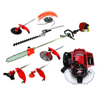Wholesale Original Thailand GX25 Engine Multi Brush cutter chain Saw pole hedge trimmer in