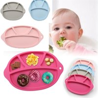Wholesale Baby bowls kids tableware silicone placemat Kid Pad Dining Table Mats baby eatingTray silicone cups dishes A0404