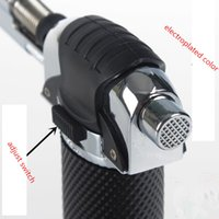 auto blow - Jet torch gun lighter Torch lighter Auto Ignition Brazing Torch Kitchen Blow Torch Hiking Camping Blow Lighter
