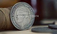 antique magic tricks - Antique Silver Finish Coins magic Trick coin magic magic accessories props