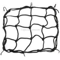 Wholesale FASH Motorcycle Bike ATV Bungee Tank Helmet Web Cords Mesh Cargo Net Hook M00004