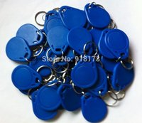 Wholesale UID Changeable IC tag keyfob for mif k MHz Writable mif zero HF ISO14443A