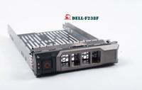 Wholesale Dell F238F quot SAS SATA Tray Caddy G302D X968D R720 R710 R520 R510 R420 R410