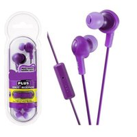best iphone headphones with remote - Gummy Earphone JVC GUMY PLUS phone HA FR6 earphones headset In ear Earbuds mm headphones With MIC Remote for iPhone plus note7 best