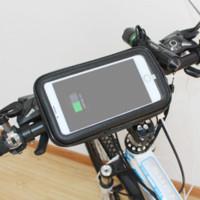 aqua bike - Bike Motor Waterproof Holder Sport Case for sony xperia m4 aqua z4 z5 inch phone Universal Motorcycle Bicycle Bag Case