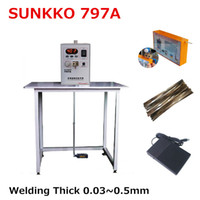 Wholesale V KW SUNKKO A Mobile Phone Notebook Battery Micro Pulse Spot Welder Welding Equipment Machine