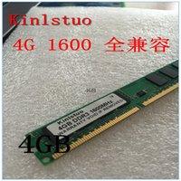 Wholesale Kinltuo DDR3 gb memoria PC10600 desktop ram G para toda la placa madre
